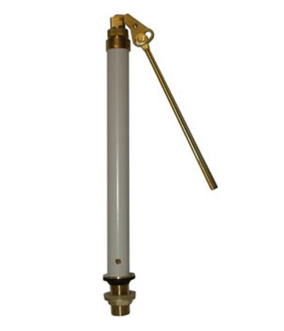 вертикальный клапан с поплавком для бачка унитаза